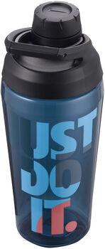 Nike Hypercharge Chug drinkfles 475ml Blauw
