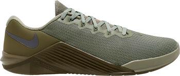 Nike Metcon 5 trainingsschoenen Heren Groen