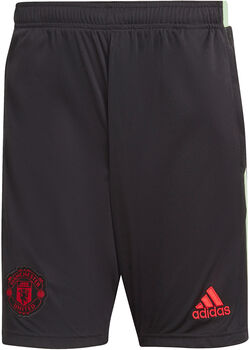 adidas Manchester United Short Heren Zwart