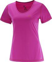 Salomon Mazy shirt Dames Roze