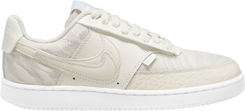 Nike Court Vision Low sneakers Dames Ecru