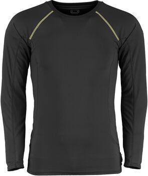 Stanno Bodywear Shirt Ls Heren Zwart