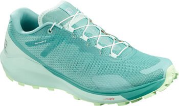 Salomon Sense Ride 3 trailschoenen Dames Groen
