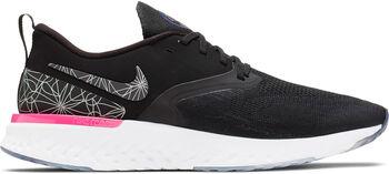 Nike Odyssey React 2 GPX hardloopschoenen Heren Zwart