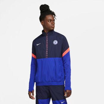 Nike Chelsea FC trainingjack Heren Blauw
