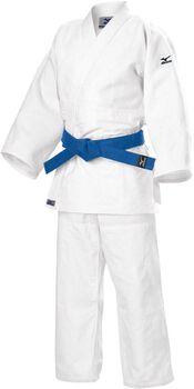 Mizuno Keiko judopak Heren Wit
