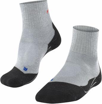 Falke TK2 Cool sokken Heren Grijs