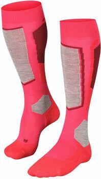 Falke SK2 Women skisokken Dames Roze