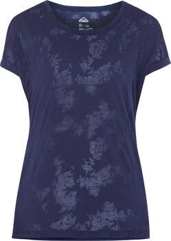 McKINLEY Marys III shirt Dames Blauw