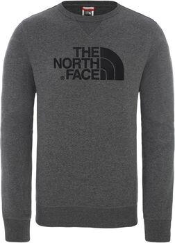 The North Face Drew Peak sweater Heren Grijs