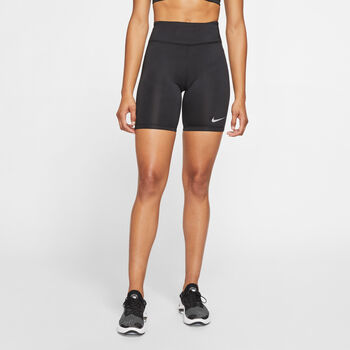 Nike Fast Running short Dames Zwart