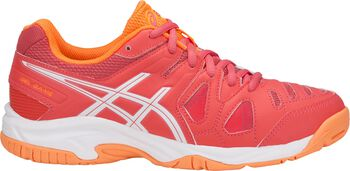 Asics GEL-Game 5 jr tennisschoenen Oranje