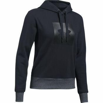 Under Armour Threadborne Fleece hoodie Dames Groen