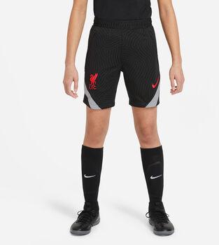 Nike Liverpool FC Strike kids shirt 20/21 Jongens Zwart