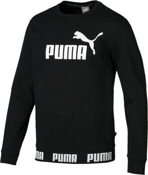 Puma Amplified Crew sweater Heren Zwart