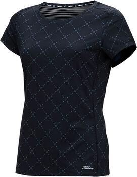 Falcon Diana t-shirt Dames Blauw