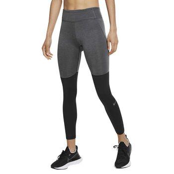 Nike Fast Warm Runway legging Dames Zwart