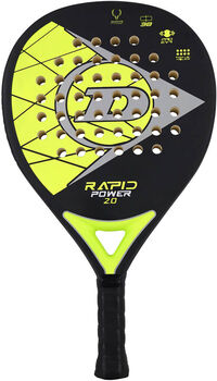 Dunlop Rapid Power 2.0 padelracket Heren Zwart