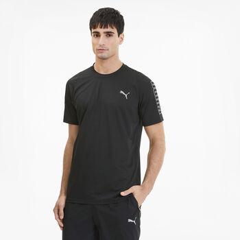 Puma Power Thermo R shirt Heren Zwart