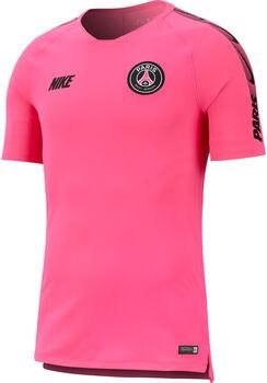 Nike Breathe Paris Saint-Germain Squad shirt Heren Rood