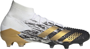 adidas Predator Mutator 20.1 Firm Ground Voetbalschoenen Heren Wit
