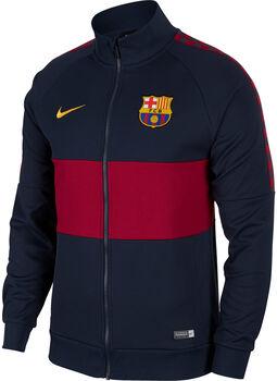 Nike FC Barcelona I96 jack Heren Blauw