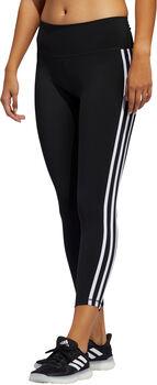 adidas Believe This 3-Stripes 7/8 legging Dames Zwart