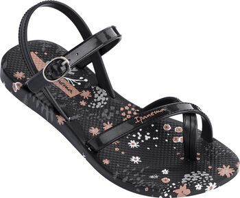 Ipanema Fashion Sandal Kids jr slippers Meisjes Zwart