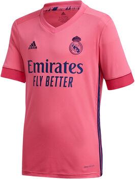 adidas Real Madrid kids uitshirt 20/21 Jongens Rood