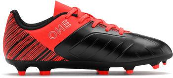 Puma ONE 5.4 FG/AG Jr voetbalschoenen Zwart