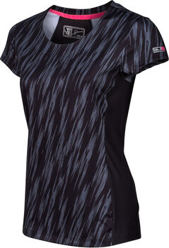 Sjeng Sports Tyanna Plus shirt Dames Grijs