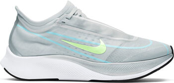 Nike Zoom Fly 3 hardloopschoenen Dames Grijs