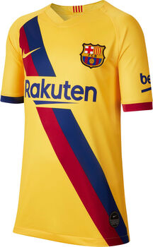 Nike FC Barcelona jr uitshirt 2019-2020 Jongens Geel