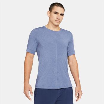Nike Dri-FIT top Heren Blauw