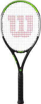 Wilson Blade Feel 100 tennisracket Zwart