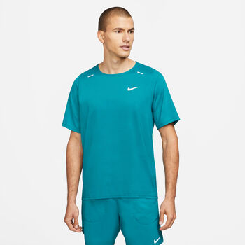 Nike Breathe Rise 365 top Heren Blauw