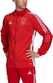 adidas Ajax Tiro presentatiejas 21/22 Heren Rood