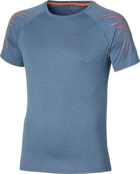 Asics Stripe shirt Heren Blauw