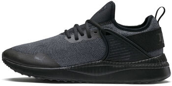 Puma Pace Next Cage Knit sneakers Heren Zwart