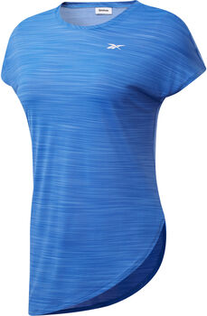 Reebok Workout Ready ACTIVCHILL shirt Dames Blauw