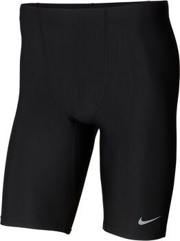 Nike Fast 3/4 tight Heren Zwart