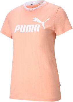 Puma Amplified Graphic shirt Dames Roze