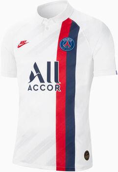 Nike Paris Saint-Germain Vaport Match shirt 2019-2020 Heren Wit