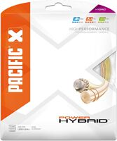 Power Hybrid 1.28 x 1.24 tennissnaar