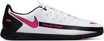 Nike Phantom GT Club IC voetbalschoenen Heren Wit