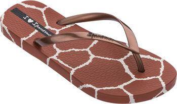 Ipanema I Love Safari slippers Dames Bruin