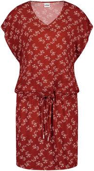 Beach Life Jane jurk Dames Rood