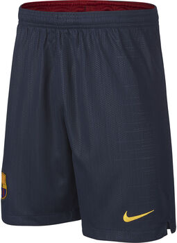Nike Breathe FC Barcelona Home Stadium short Jongens Blauw