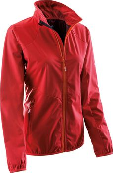 McKINLEY Bama softshell Dames Rood