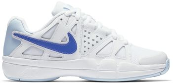 Nike Air Vapor Advantage tennisschoenen Dames Wit